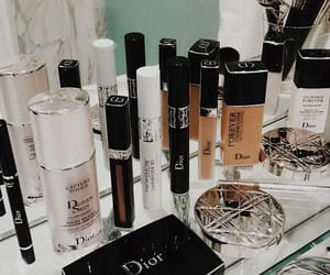 beauty, dior, and love image