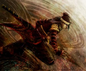 anime, art, and dynasty warriors image