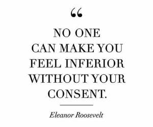 quote, eleanor roosevelt, and empowerment image