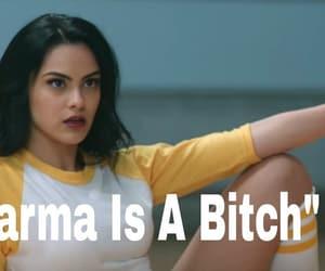 bitch, dance, and karma image
