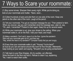 roommates funny image
