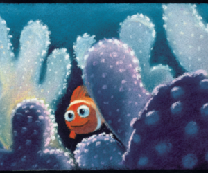 art, concept art, and finding nemo image