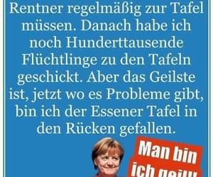 deutsch, humor, and merkel image