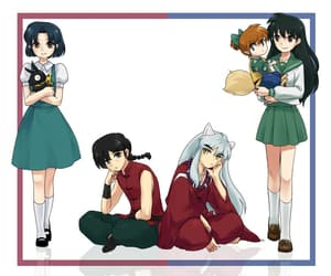 anime, akane, and ranma image