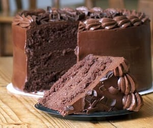 cake, want, and chocolate image