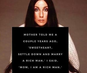 quote and cher image