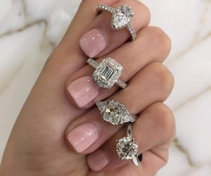 accessories, rings, and diamond image