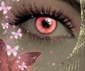 auge, beautiful, and eye image