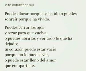 adios, despedida, and poema image