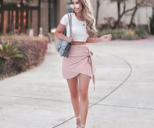 fashion, bag, and glasses image