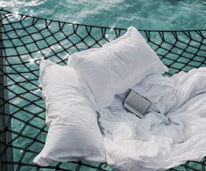 book, summer, and sea image