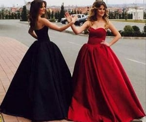 prom dress and fashion image