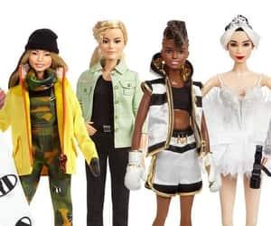 barbie, martyna wojciechowska, and yuan yuan tan image