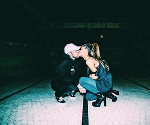 moonlight, ariana, and turquoise image