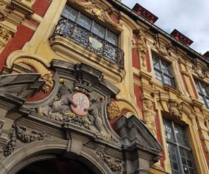 architecture, beautiful, and french image