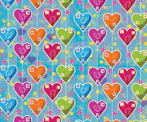 background, love, and color image