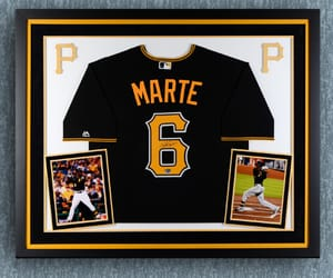 baseball, frame, and pittsburgh pirates image