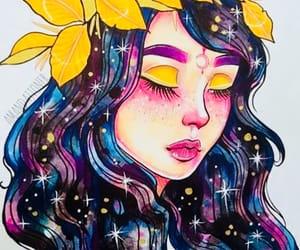 art, fantasy, and inspiration image