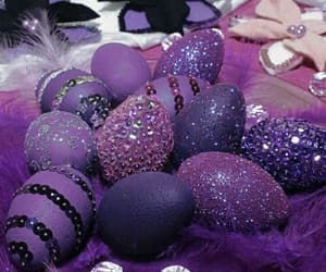 purple and ostern image
