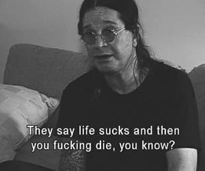 quotes and Ozzy Osbourne image