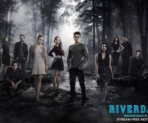 the cw, riverdale, and betty cooper image