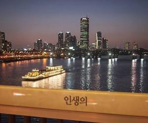 seoul, south korea, and han river image