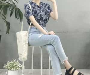 asian, bag, and fashion image