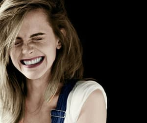 emma watson, smile, and harry potter image