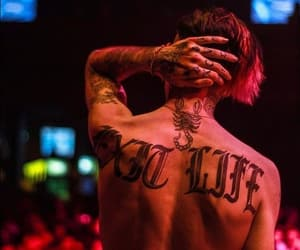 rip, lilpeep, and music image