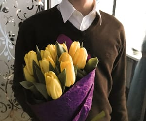 date, flowers, and goals image