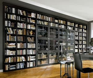 books, Dream, and home image
