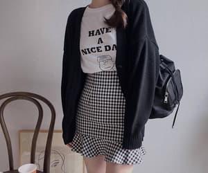 asia, clothes, and moda image