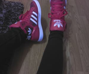 adidas, red, and my favorite image