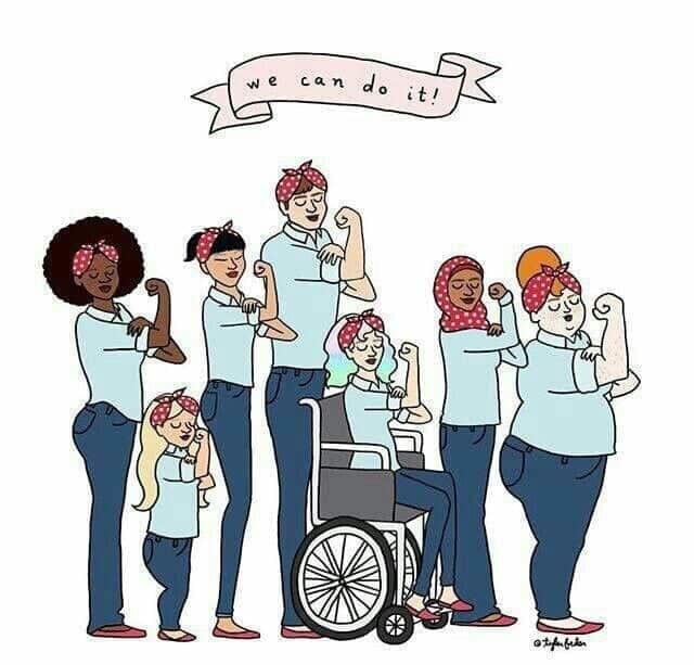 article, girls, and empowerment image