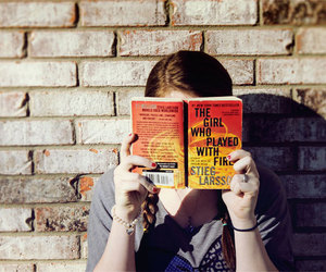 book, summer, and reading image