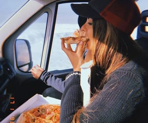 eat and pizza image