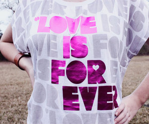 forever, shirt, and summer image