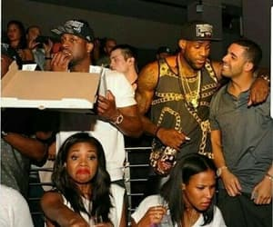 Drake, LeBron James, and memes image