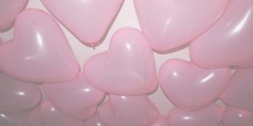 aesthetic, pink, and pinkfeed image