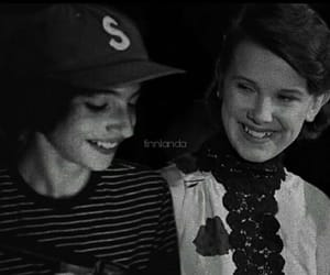 b&w, eleven, and millie bobby brown image