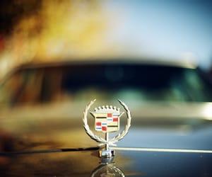 caddy, cadillac, and cars image