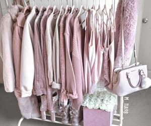 blush, clothes, and fashion image