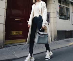 chic, fashion, and hermes image