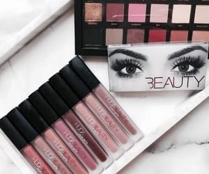 makeup, beauty, and huda beauty image