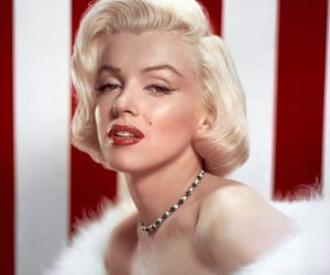 Marilyn Monroe, blonde, and sexy image