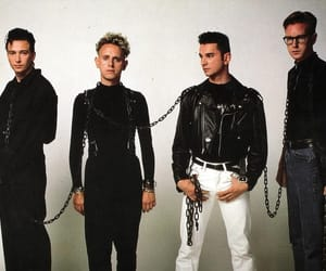 dave gahan, depeche mode, and music image