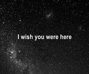 wish, quotes, and stars image