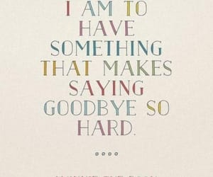 quote, goodbye, and pooh image