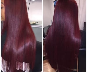 hair, hairstyle, and sew in image