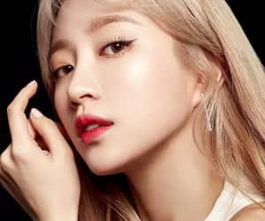 beauty, kpop, and hani image